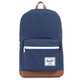 Herschel Pop Quiz Zaino marrone/blu